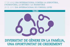 1º taller de diversidad de género en la familia, una oportunidad de crecimiento @ Centro Cívico Sant Oleguer
